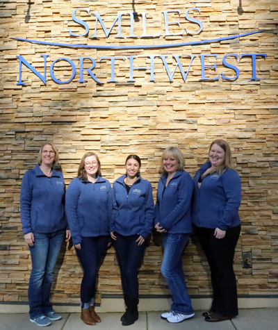 The Patient Coordinators and Administrators of our Beaverton dentists.