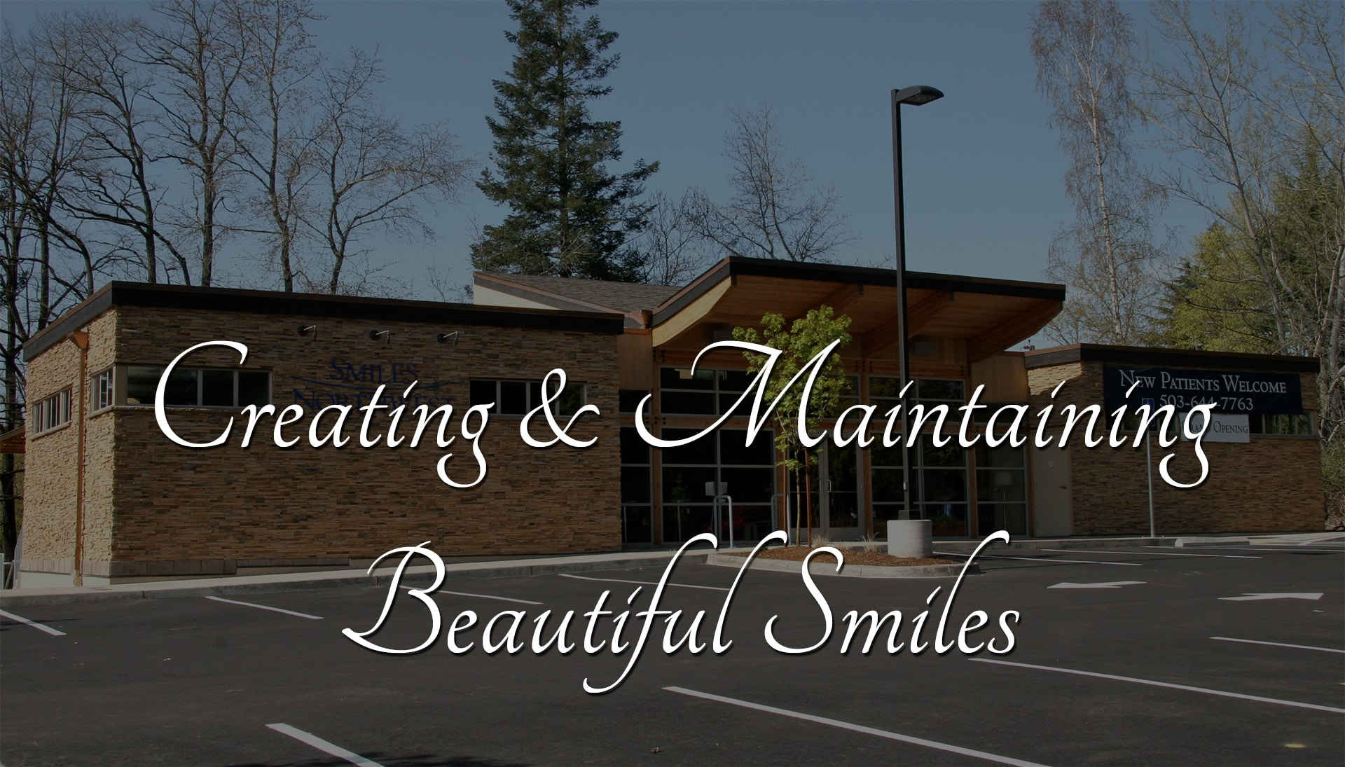 Dentists in Beaverton who focus on giving patient's the smile of their dreams.