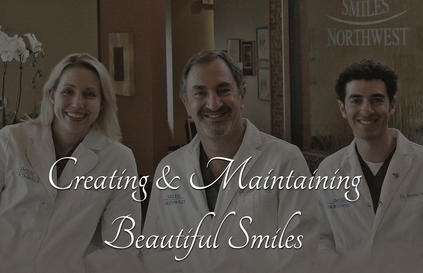 Dr. Montrose, Dr. Dotson, and Dr. Jeremy Montrose are dentists in Beaverton who focus on giving patient's the smile of their dreams.